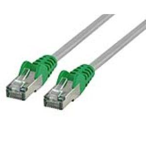 Valueline VLCP85250E50 - Câble réseau croisé RJ45 Cat.6 FTP 50 m