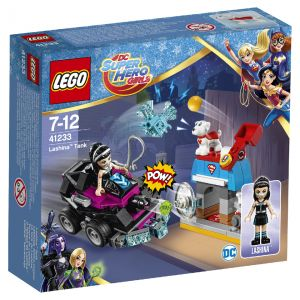 Lego 41233 - DC Super Hero Girls : Le tank de Lashina