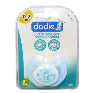 Dodie Sucette physiologique Valentin N°P49 (0-2 mois)