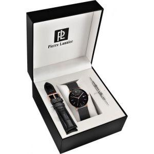 Pierre Lannier 371B038 - Coffret montre pour femme avec 2 bracelets