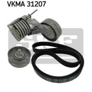 SKF Kit de courroies d'accessoires VKMA31207