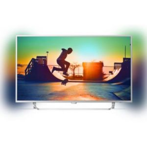 Philips 49PUS6412 - Téléviseur LED 123 cm 4K UHD Ambilight