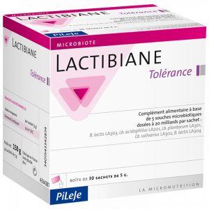 Image de Pileje Lactibiane Tolérance - 30 sachets
