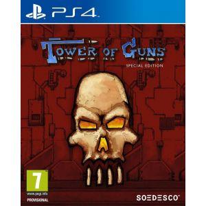 Tower of Guns sur PS4