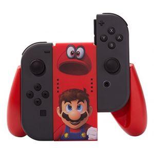 Nintendo Joy-Con Comfort Grip Mario Odyssey pour Switch