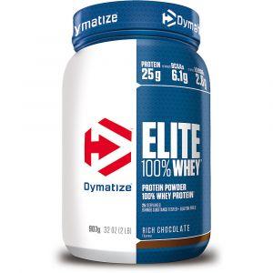 Dymatize nutrition Elite 100% Whey Gourmet saveur vanille