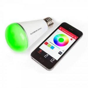 Mipow Playbulb Rainbow Lampe connecte audio avec Control couleurs