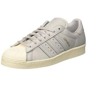 size 40 f3405 ef266 Adidas Superstar 80s Homme, Gris (Gricua Azul Rojsld 000), 44