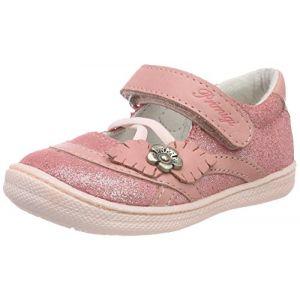 Primigi PTF 14326, Baskets Fille, Rose (Geranio/Barbie 00), 25 EU