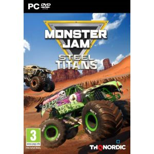 Monster Jam - Steel Titans [PC]