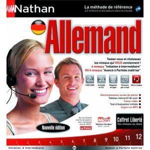 Coffret liberté Nathan Allemand - 2009 [Windows]