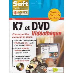 K7 et DVD Vidéothèque [Windows]