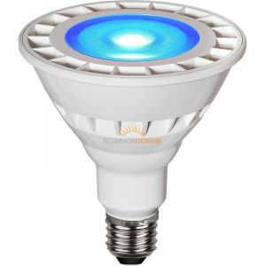 Spot ampoule LED PAR120 13W IP65 | Rouge - STAR