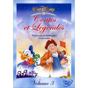 Contes et Légendes - Volume 3 : Donald au Pays des Mathémagiques