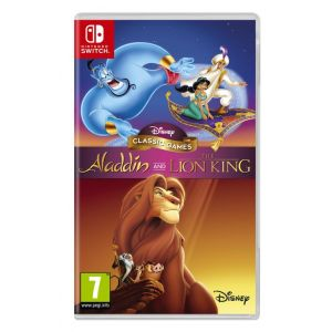Disney Classic Games - Aladdin and The Lion King [Switch]
