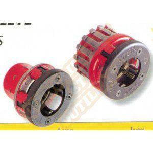 Tête filière complète avec peigne filetage BSPT droite D33x42 136237