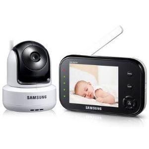 samsung sew 3037 babyphone vid o cam ra rotative robotis e comparer avec. Black Bedroom Furniture Sets. Home Design Ideas