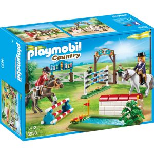 Image de Playmobil 6930 Country parcours d'obstacles