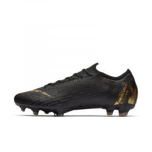 huge selection of 8c55d 22266 Nike Chaussure de footballà crampons pour terrain sec Vapor 12 Elite FG -  Noir - Taille