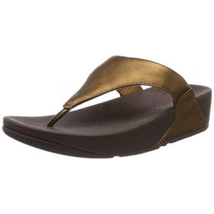 FitFlop Sandales LULU LEATHER TOEPOST multicolor - Taille 40