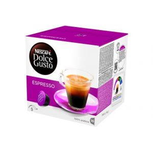 Nescafe Capsule café Dolce Gusto x 16