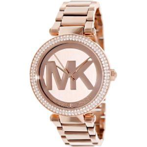 Michael Kors MK5865 - Montre pour femme avec bracelet en acier