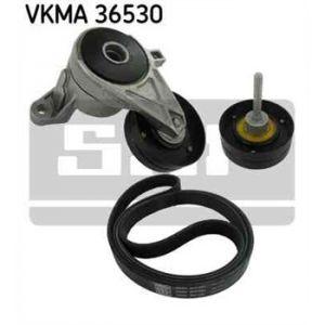 SKF Kit de courroies d'accessoires VKMA36530