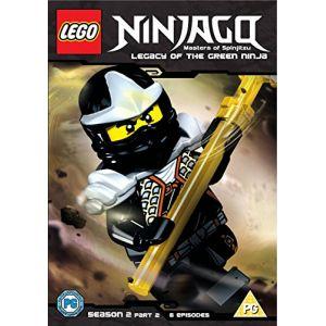 Lego Ninjago - Masters Of Spinjitzu : Season 2 - Part 2