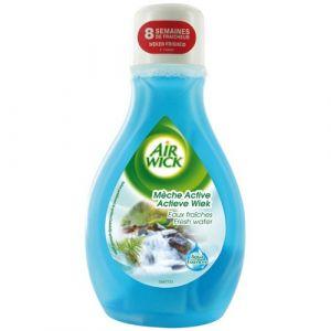 Air Wick Désodorisant mèche odorstop eaux fraîches