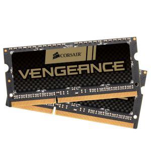 Corsair CMSX16GX3M2B1600C9 - Barrette mémoire Vengeance 16 Go (2 x 8 Go) SO-DIMM DDR3L 1600 MHz CL9
