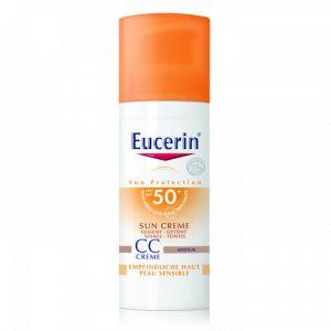 Eucerin Sun - CC crème teintée médium SPF50+