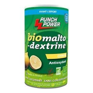 Punch power BioMaltodextrine sans gluten goût Citron 500 g