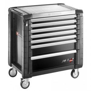 Facom JET.7GM4 - Servante d'atelier mobile JET+ 7 tiroirs
