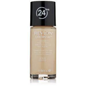 Revlon Colorstay N°150 Bluff Chamois - Fond de teint peaux mixtes / grasses