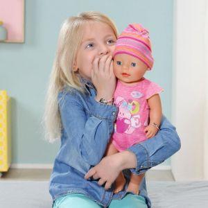 Zapf Creation Baby Born Poupon interactif fille