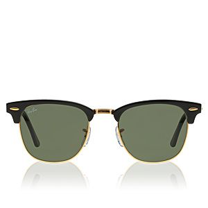 Ray-Ban RB3016 W0365 49-21 Clubmaster Classic en noir