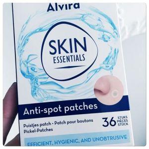 Alvira Patch Anti-boutons