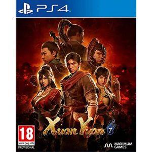 Xuan-Yuan Sword Vii (Playstation 4) [PS4]