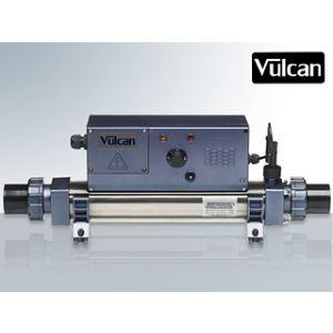 Vulcan Réchauffeur Analogue Titane 4,5 kW monophasé