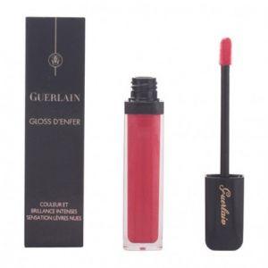 Guerlain Gloss d'Enfer 421 Red Pow - Couleur et brillance intenses sensation lèvres nues