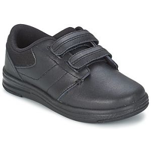 Crocs Uniform Shoe Ps, Chaussures bateau garon, Noir (Black/Black), EU 25-26 (C9)