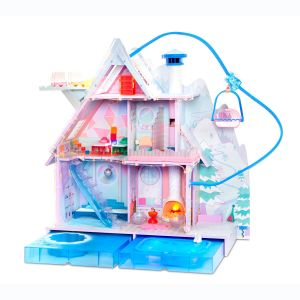 Mga entertainment LOL Surprise! Chalet Winter Disco