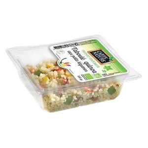 Carte nature Taboulé de quinoa aux petits légumes 160g