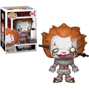 Funko Figurine Dorbz Ça - Pennywise le Clown Transpercé