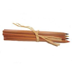 Lyra 12 Crayons de couleurs en bois assortis