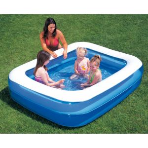 Piscine gonflable rectangulaire 201 x 150 x 51 cm