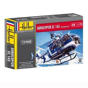 Heller 80378 - Maquette hélicoptère Eurocopter EC-145 Gendarmerie - Echelle 1:72