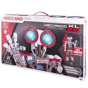 Meccano 6034309 - Meccanoid 2.0 XL (1014 pièces)