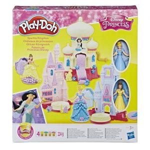 Hasbro Play-Doh - Disney Princess - Châteaux de Princesses