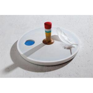 Seletti Spinny Top - Pèse-personne en silicone